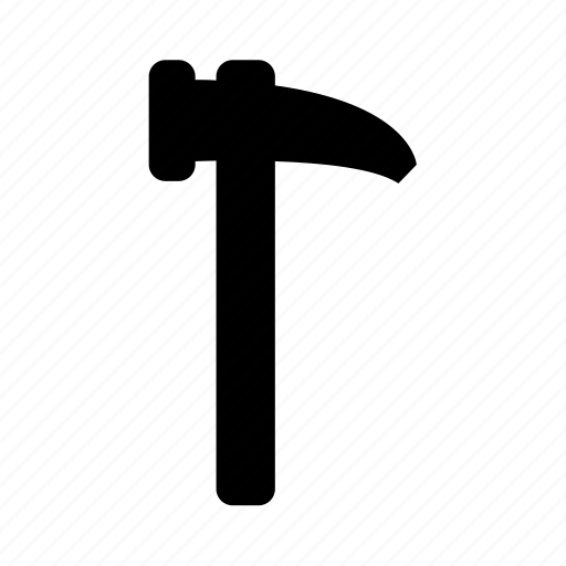 building, construction, estate, hammer, house, tool icon