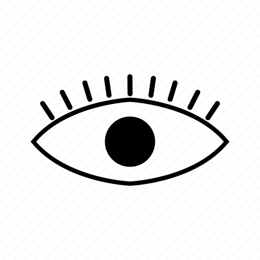business, eye, finance, find, search, view icon