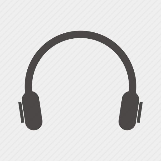 audio, headphones, media, music, social, sound icon