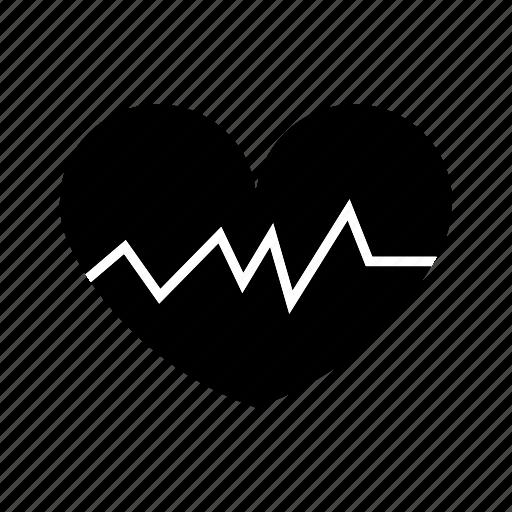 beating, favorite, heart, like, romantic, star, valentine icon