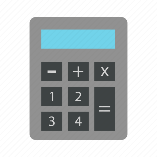 accounting, calculate, calculator, finance, math, money icon