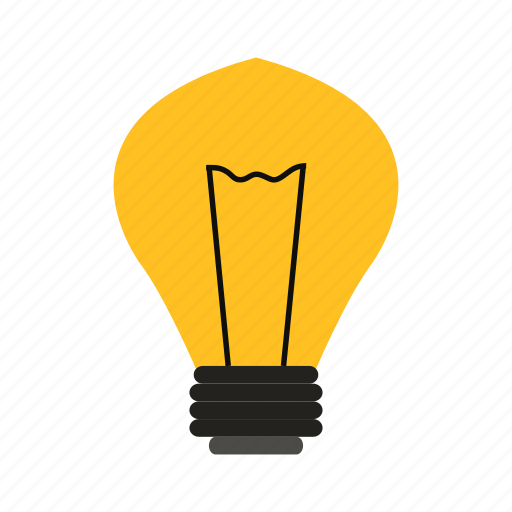 bulb, business, finance, idea, lamp, light, money icon