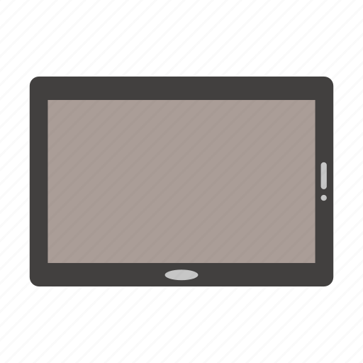 computer, device, monitor, tablet, technology icon
