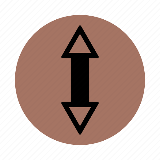 arrow, direction, down, left, location, right, up icon
