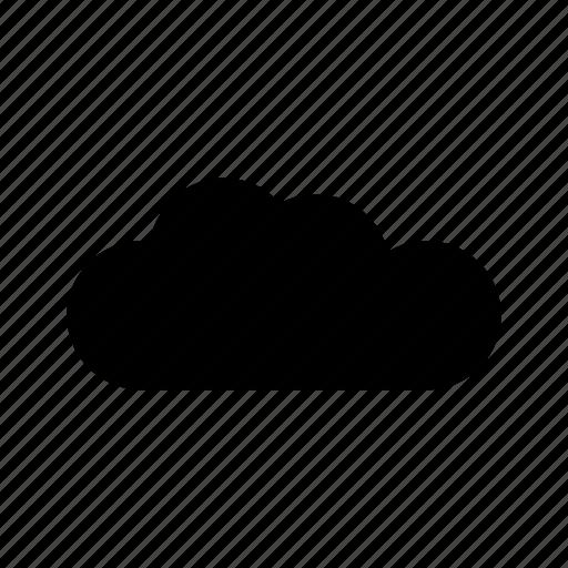 cloud, data, forecast, storage, weather icon