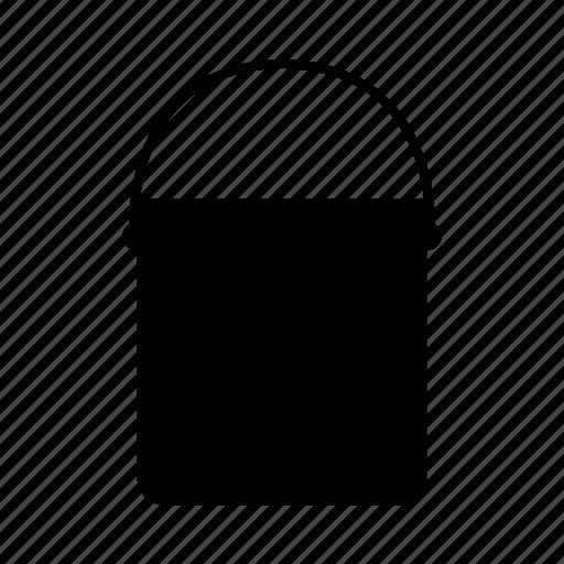art, brush, bucket, design, paint, web icon