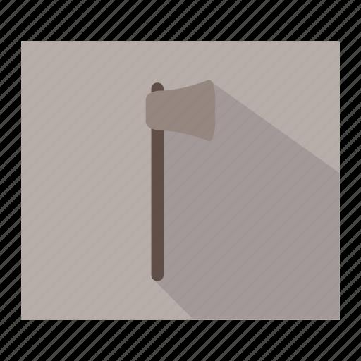 ax, axe, building, construction, creative, design, tool icon