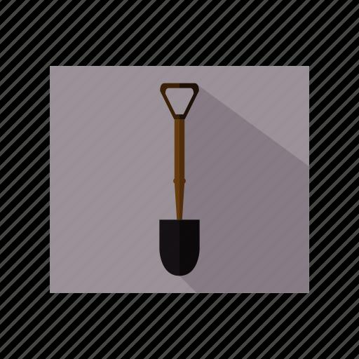 creative, design, internet, shovel, tool, web icon