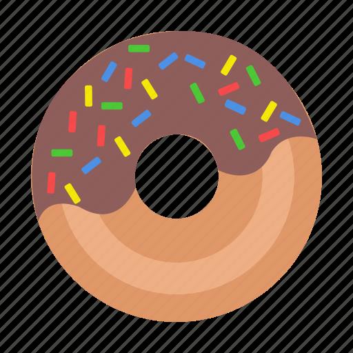 cooking, dessert, donut, food, healthy, kitchen, restaurant icon