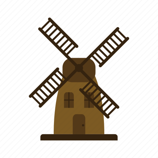 building, factory, house, industry, mill, production icon