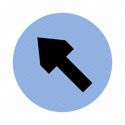 arrow, direction, down, location, map, right, up icon