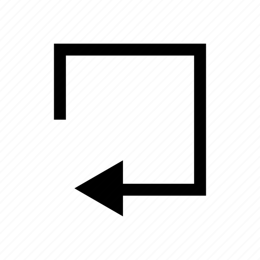 arrow, direction, down, location, right, up icon