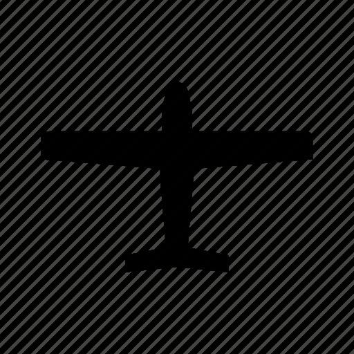 airplane, plane, travel, vacation, vehicle icon