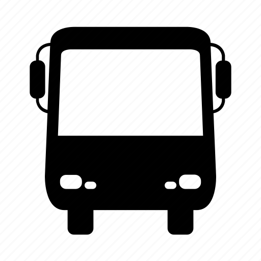 bus, car, transport, transportation, travel, vehicle icon