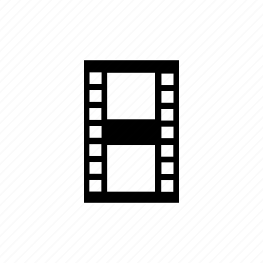 cinema, film, film frames, frames, gif frames, movie, multimedia, video, youtube icon