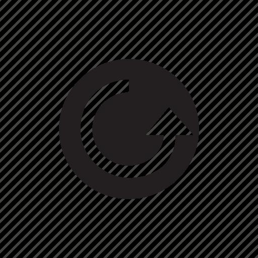 arrow, back, refresh, reload, repeat, revert, time machine, undo icon
