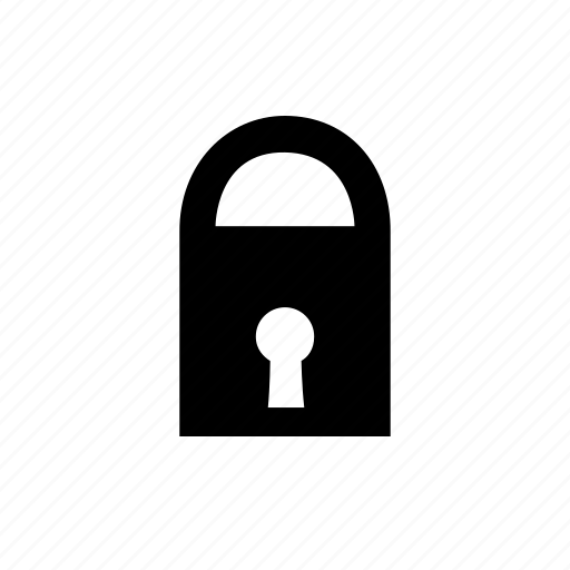 closed, forbidden, lock, locked, password, privacy, private, protection, secure, security icon
