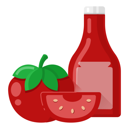 Food, ketchup, v1 icon - Free download on Iconfinder