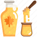 cultures, dishes, maple, recipe, syrup, tradition, traditional icon