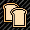 vegan, bread