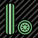 vegan, cucumber
