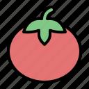 vegan, tomato