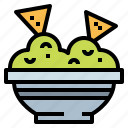 avocado, guacamole, mexican, mexico