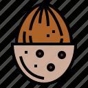 almond, dried, fruit, organic, vegetable