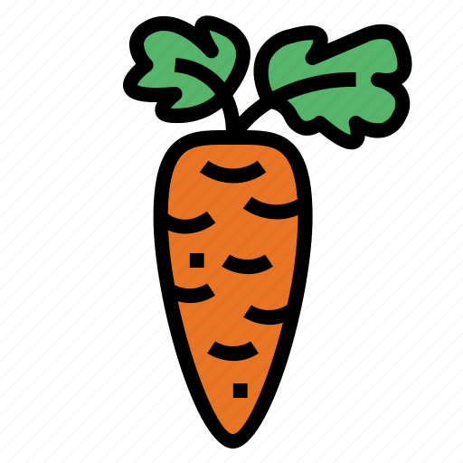 Carrot, diet, food, vegan icon - Download on Iconfinder