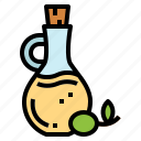 food, oil, olive, organic, vegetable icon
