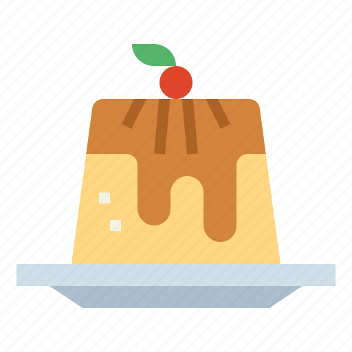 Dessert, food, pudding, sweet icon - Download on Iconfinder