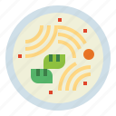 bowl, chinese, food, ramen icon