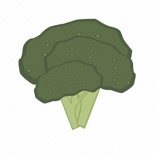broccoli, calabrese, food, sprout, vegetable, vitamin icon