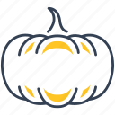food, pumpkin, vegetables icon