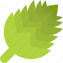 artichoke, food, green, vegetables icon