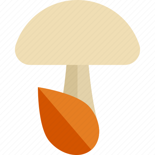 food, forest, mushrooms, vegetables icon