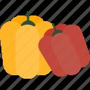 food, sweet, pepper, vegetables