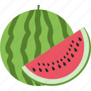 food, fruit, vegetables, watermelone icon