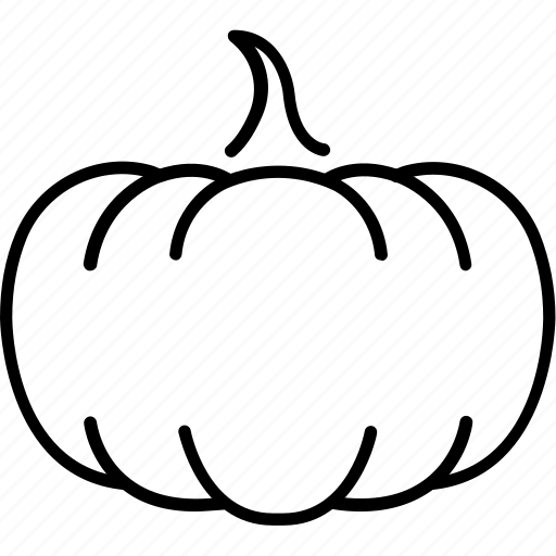 food, garden, pumpkin, vegetables icon