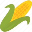 corn, food, vegetable, vegetables icon