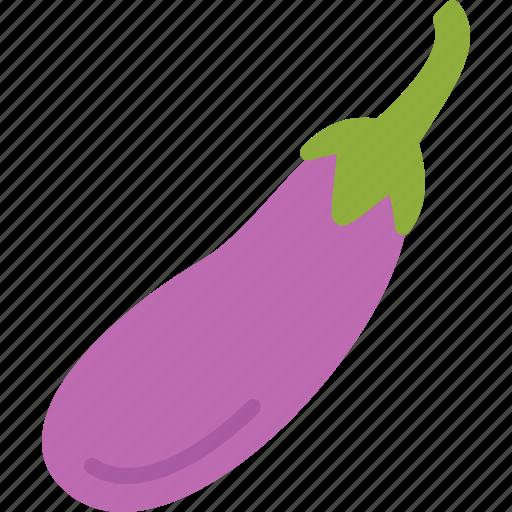 eggplant, food, vegetable, vegetables icon