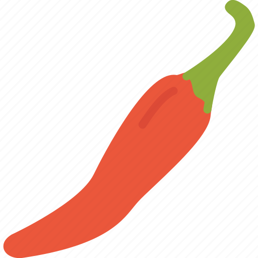 chili, food, hot, pepper, red, vegetable, vegetables icon