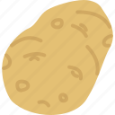 food, potato, vegetable, vegetables icon