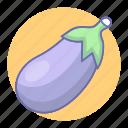 eggplant, food, vegetable, vegetables