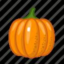 emotion, face, head, helloween, orange, pumpkin, vegetable