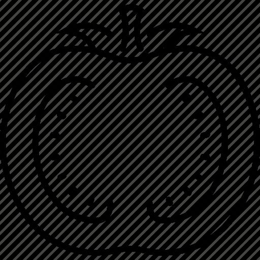 food, garden, tomato, vegan, vegetarism icon
