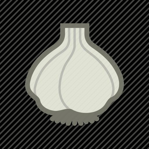 garlic, vampire, vegetable icon