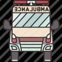 ambulance, emergency, rescue, hospital, medical