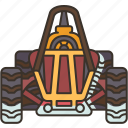 buggy, extreme, rally, adventure, automobile