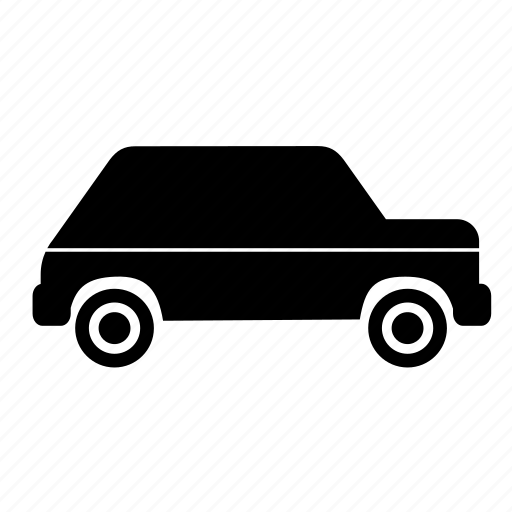 car, goods vehicle, luggage, small car, tempo, truck, vehicle icon